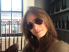 Kristin Kreuk Trying on Aviators