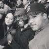 Kristin Kreuk & Brian White - Celtics Game [Feb 6, 2013]