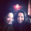 Kristin Kreuk & Erica Durance - Dinner in Toronto