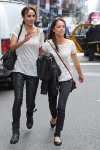 Kristin Kreuk & Nina Lisandrello - 