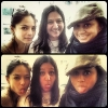 Kristin Kreuk, Rose, & Sima - Candid