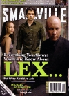 Smallville Magazine Covers