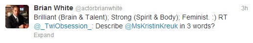 bb tweet brian white 01 may 11 2013
