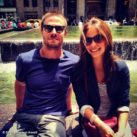 blog kk and stephen amell arrow beauty