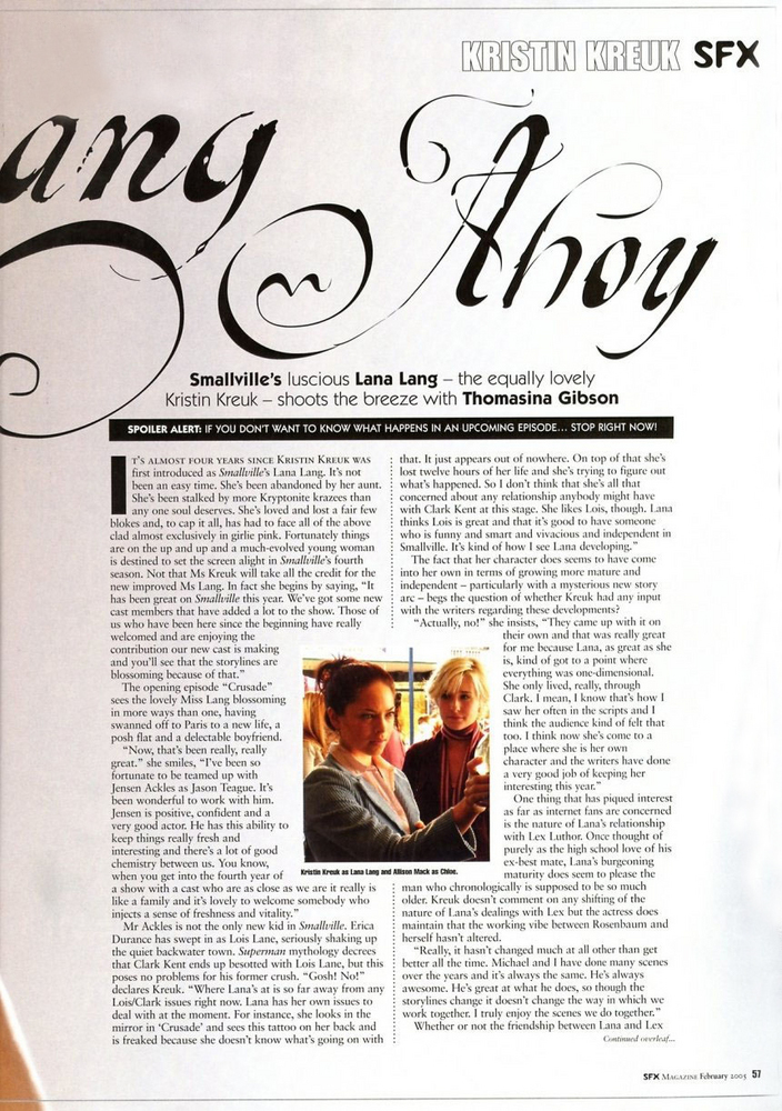 blog sfx 127 feb 2005 article