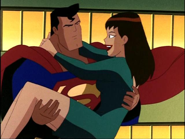 blog superman tas mygirl lana save