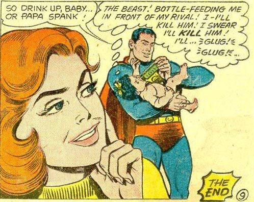 blog supermans girlfriend lois lane 10 panel