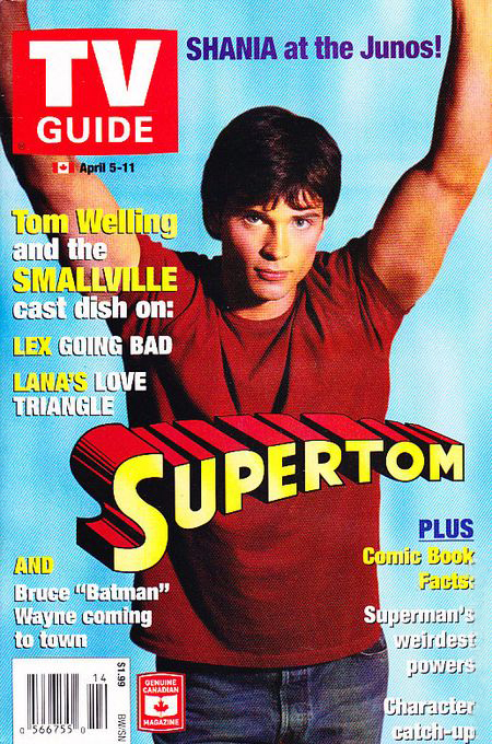 blog tv guide canada april 2003 cover